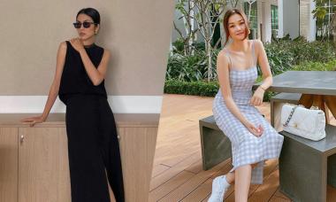 Diện váy mùa hè như sao Việt