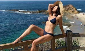 Vợ cũ Channing Tatum ăn chay, tập pilates giữ dáng