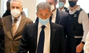 Cựu tổng thống Pháp bị kết án 3 năm tù