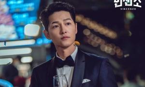 Song Joong Ki vào top diễn viên của tháng 2