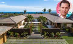 Matthew McConaughey mua nhà như resort ở Hawaii