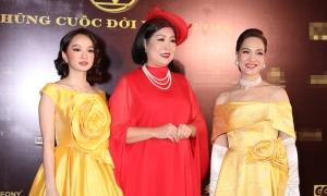 Bộ ba 'Gái già lắm chiêu' chinh phục sao Việt