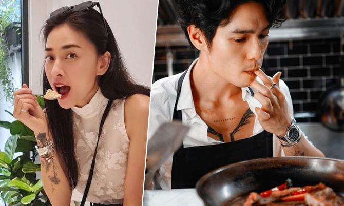 Huy Trần chăm nấu ăn cho Ngô Thanh Vân