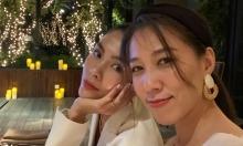 Ảnh sao 6/3: Hà Tăng đọ sắc Thùy Trang