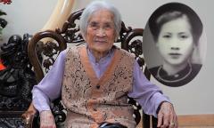 Cụ bà 100 tuổi nổi tiếng với nhan sắc thời trẻ như hoa hậu