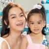 Phạm Quỳnh Anh cùng chồng cũ mừng sinh nhật con gái