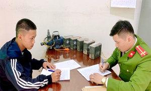 Thiếu niên 'càn quét' tài sản ở vùng quê