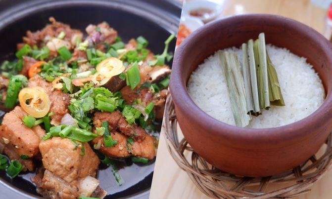 Tiệm cơm niêu vị nhà làm ở Côn Đảo