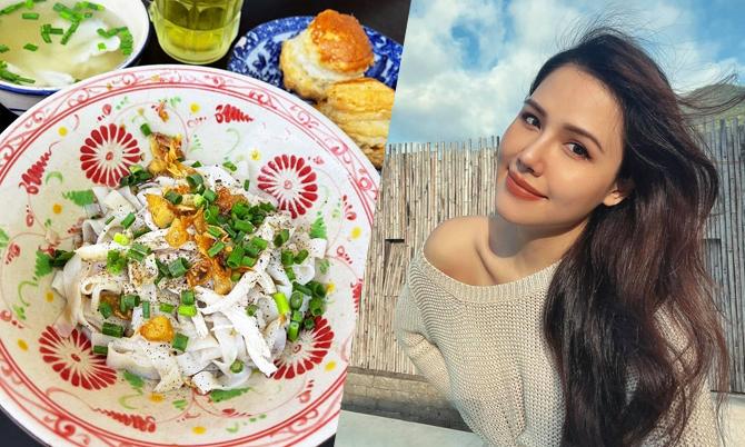 Hủ tiếu gà cá ở Sài Gòn khiến Phanh Lee lưu luyến
