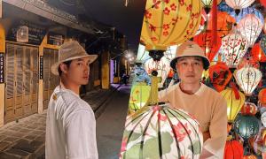 Quang Vinh, Lý Quí Khánh khám phá Hội An về đêm