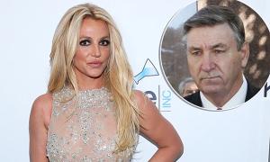 Bố Britney yêu cầu con gái trả phí giám hộ 2 triệu USD