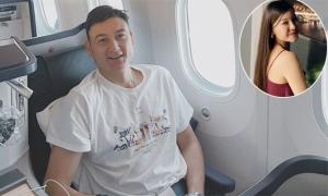 Văn Lâm đã đến Nhật, bạn gái ở lại Việt Nam