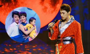 Vợ khen vũ công Đình Lộc hát hay nhất