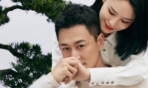 'Quy tắc tình yêu' của Lâm Phong và bà xã