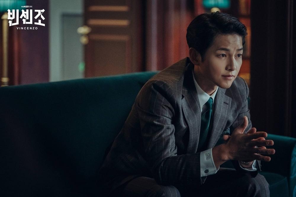 Tủ hàng hiệu của 'ông trùm' Song Joong Ki - Ngôi sao