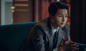 Tủ hàng hiệu của 'ông trùm' Song Joong Ki