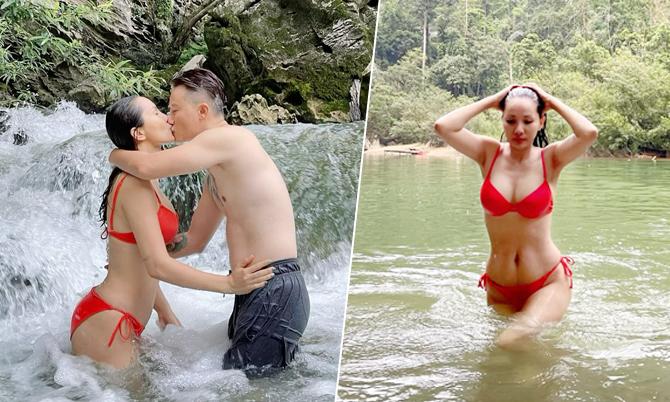 Chuyến đi Tú Làn khiến Hoàng Bách và vợ 'yêu lại từ đầu'