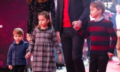 Ba con của Kate sẽ không dự đám tang Hoàng thân Philip