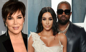 Kim Kardashian nhận lời khuyên ly hôn hữu ích từ mẹ
