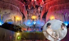 Rạp cưới 800 m2 của Phan Mạnh Quỳnh