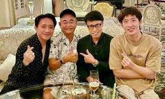 Ảnh sao 16/4: Trấn Thành ngưỡng mộ nghệ sĩ Việt Anh và Tuấn Ngọc