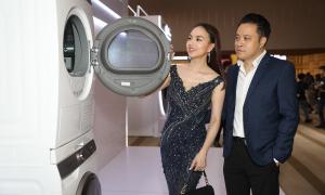 Sao Việt mê loạt sản phẩm mới của Samsung