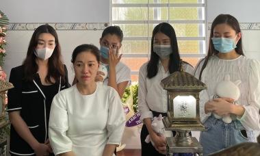 Đỗ Mỹ Linh, Tiểu Vy viếng bé gái bị giết sau xâm hại
