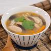 Súp nấm thịt lợn kiểu Đài Loan
