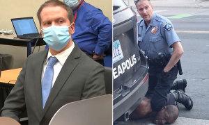 Cảnh sát ghì cổ George Floyd bị toà kết cả ba tội danh giết người