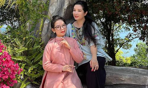 Con gái Thanh Thanh Hiền: 'Mẹ chỉ cần nói nhỏ đã thấy sợ'