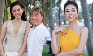 Dàn sao ra Quảng Nam xem liveshow Dương Triệu Vũ