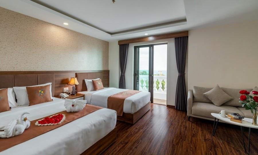 Night Sea Hotel giảm 40% giá phòng dịp khai trương