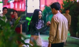 Jun Vũ 'bị đánh dã man' trong phim