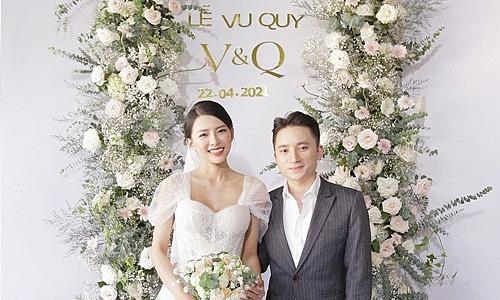 Phan Mạnh Quỳnh hoãn tiệc cưới