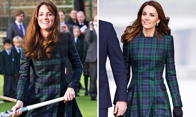 Những món đồ nhiều năm tuổi của Kate