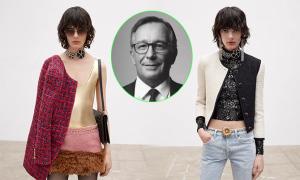 Chủ tịch Chanel chỉ đích danh Saint Laurent 'đạo nhái'