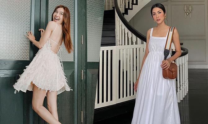 10 mẫu váy giúp nàng 'dễ thở' trong ngày nóng