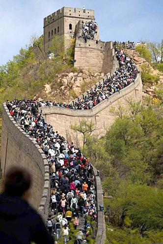 Người Trung Quốc đi du lịch đông như chưa có Covid-19
