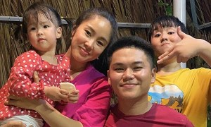 Ảnh sao 6/5: Lê Phương mừng sinh nhật chồng trẻ