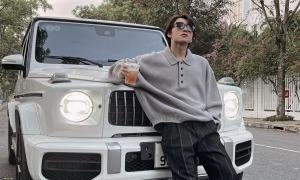 Sơn Tùng M-TP sắm xe hơn 12 tỷ đồng