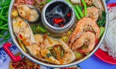 Địa chỉ cuối tuần: 3 quán lẩu mắm miền Tây ở Sài Gòn