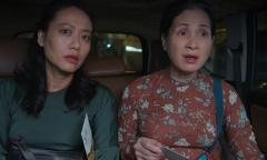'Mẹ chồng' Lan Hương tấu hài duyên dáng