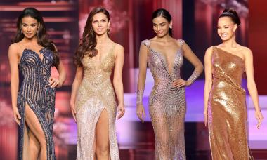 Nhan sắc bốn á hậu Miss Universe 2020