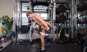 Brie Larson tập luyện cường độ cao cho 'Captain Marvel 2'