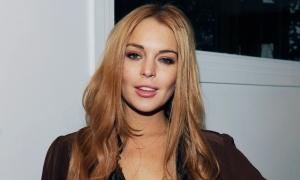 Lindsay Lohan trở lại đóng phim