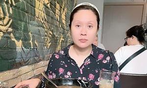 Ảnh sao 27/5: Thanh Thúy 'quên chân mày' khi đi ăn