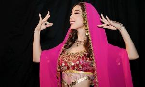 Ảnh sao 29/5: Jennifer Phạm hóa cô gái Ấn Độ