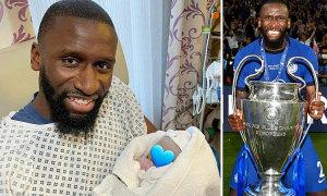 Sao Chelsea đặt tên đặc biệt cho con gái mới sinh