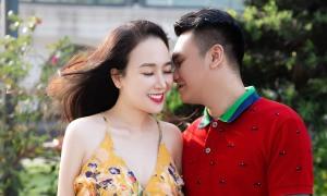 Khắc Việt 'giật mình' vì vợ đẹp quá nhanh