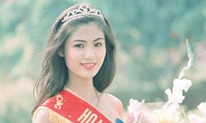Hoa hậu Thu Thuỷ sống lành mạnh trước khi đột tử